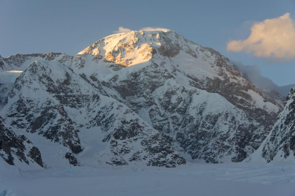 Denali Alaska ściana południowa
