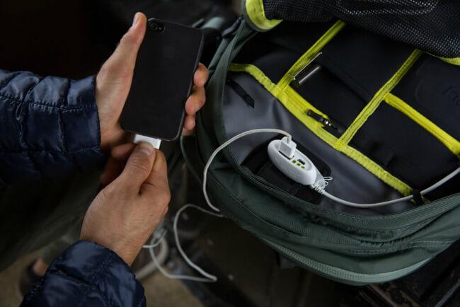 nawigacja turystyczna na telefon