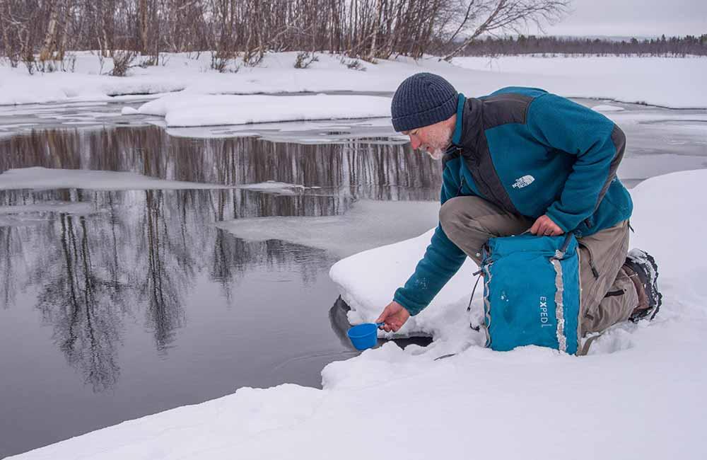 Bluza polarowa na zimę