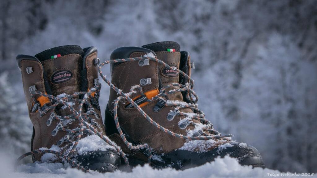Buty trekkingowe zamberlan