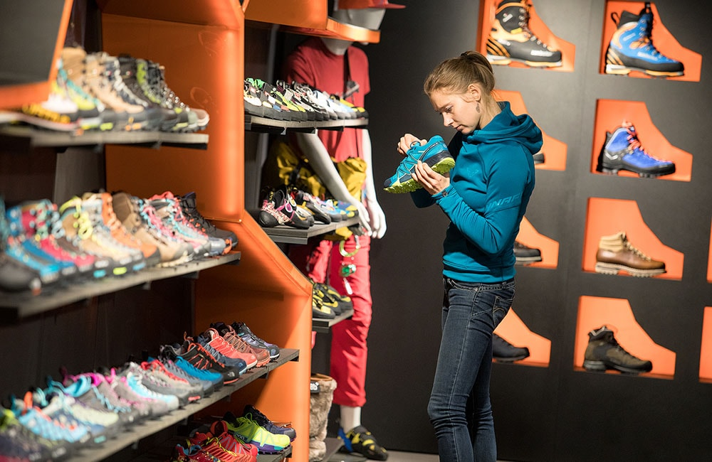 jak wybrać buty górskie - sklep 8a
