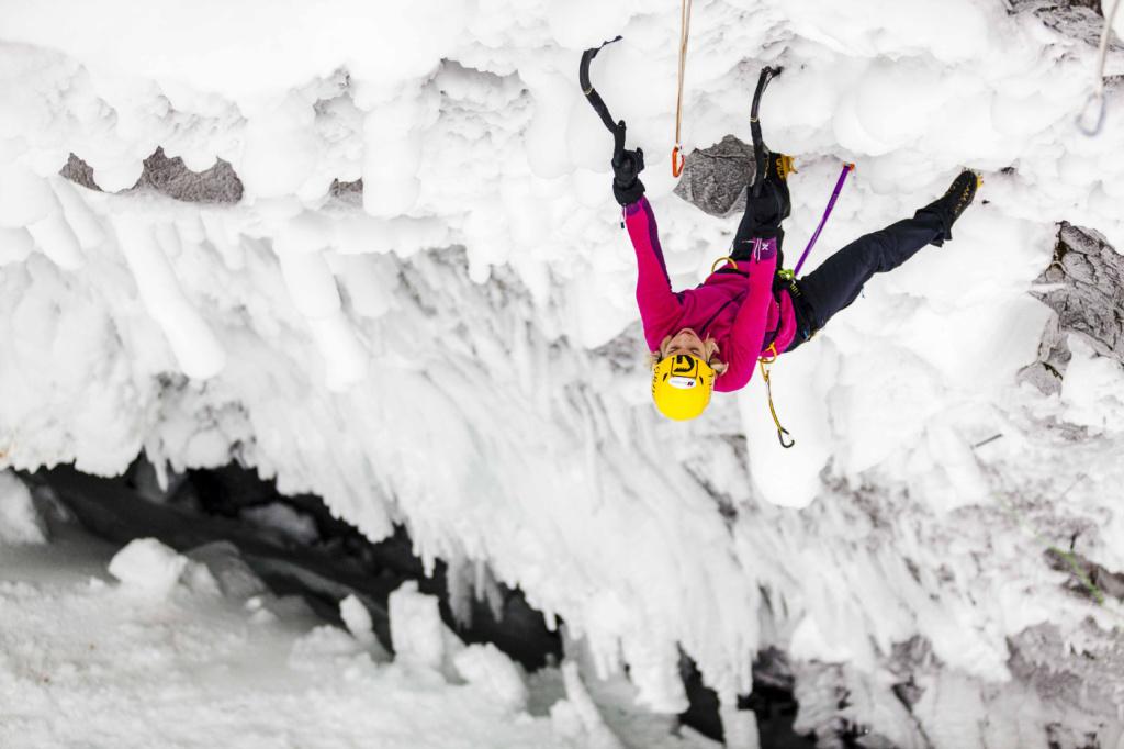 kask grivel ice climbing