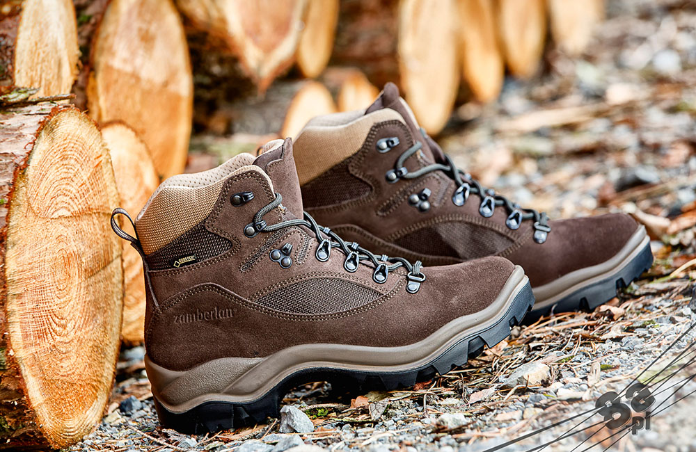 Buty w góry Beskidy Zamberlan Fox