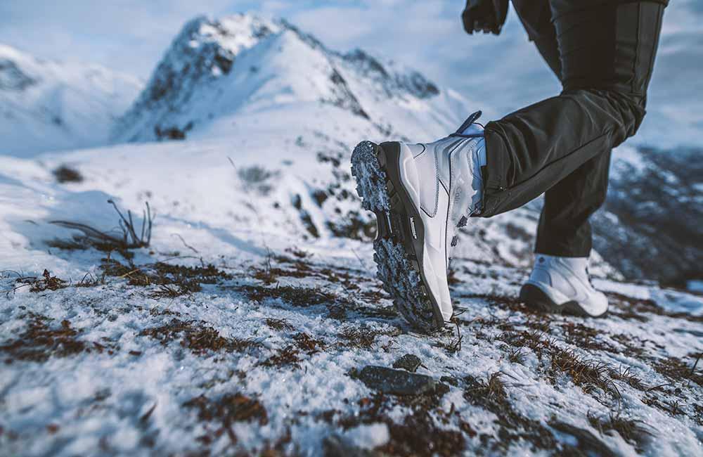Spodnie softshellowe na zimę