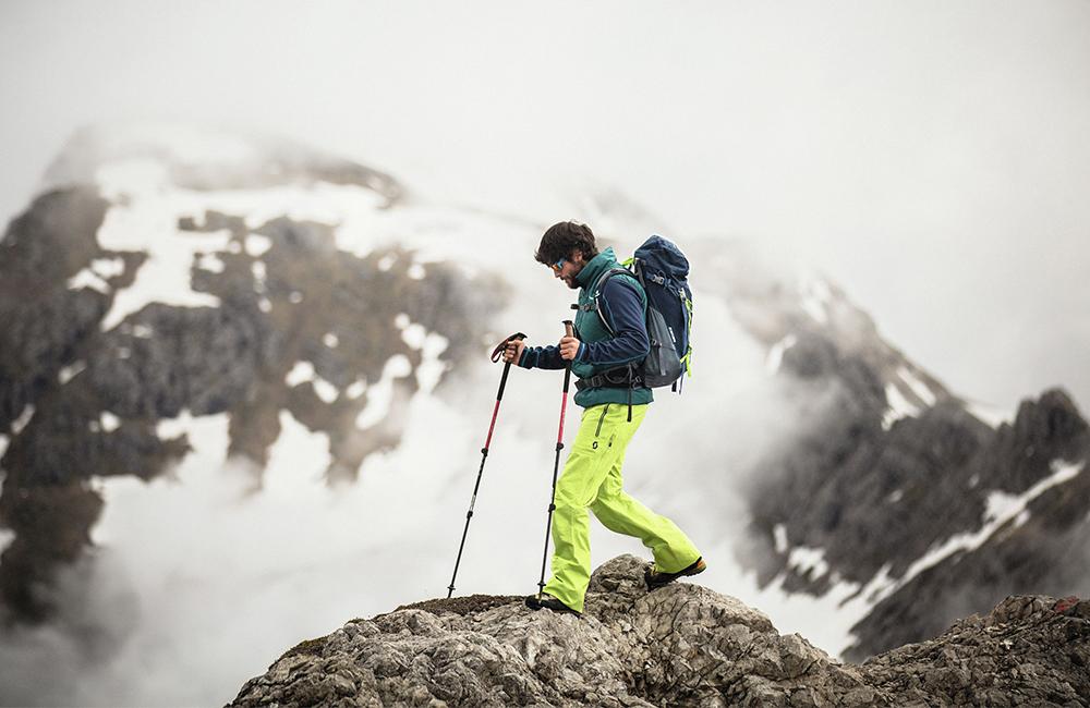 plecak na wyjście w góry