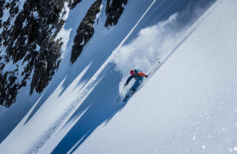 Plecak lawinowy na skitury