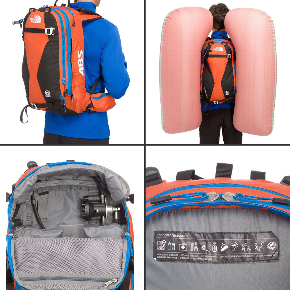 The North Face Patrol 24 ABS (fot. The North Face)
