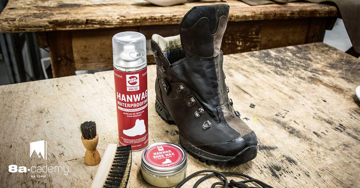 f37fcfc23 Jak dbać o buty trekkingowe – czyszczenie i pielęgnacja | 8academy