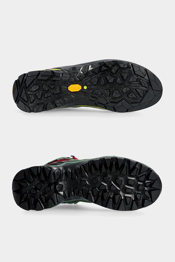 podeszwa w butach trekkingowych