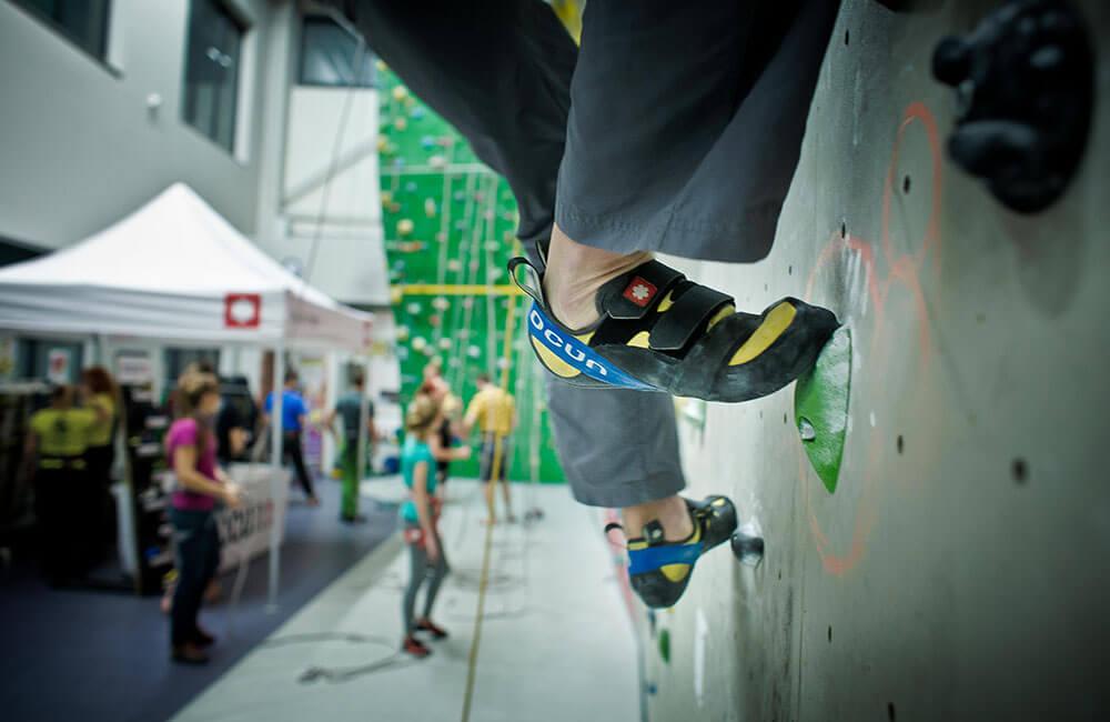 buty wspinaczkowe, test butów, Ozone, Ocun Testing Tour