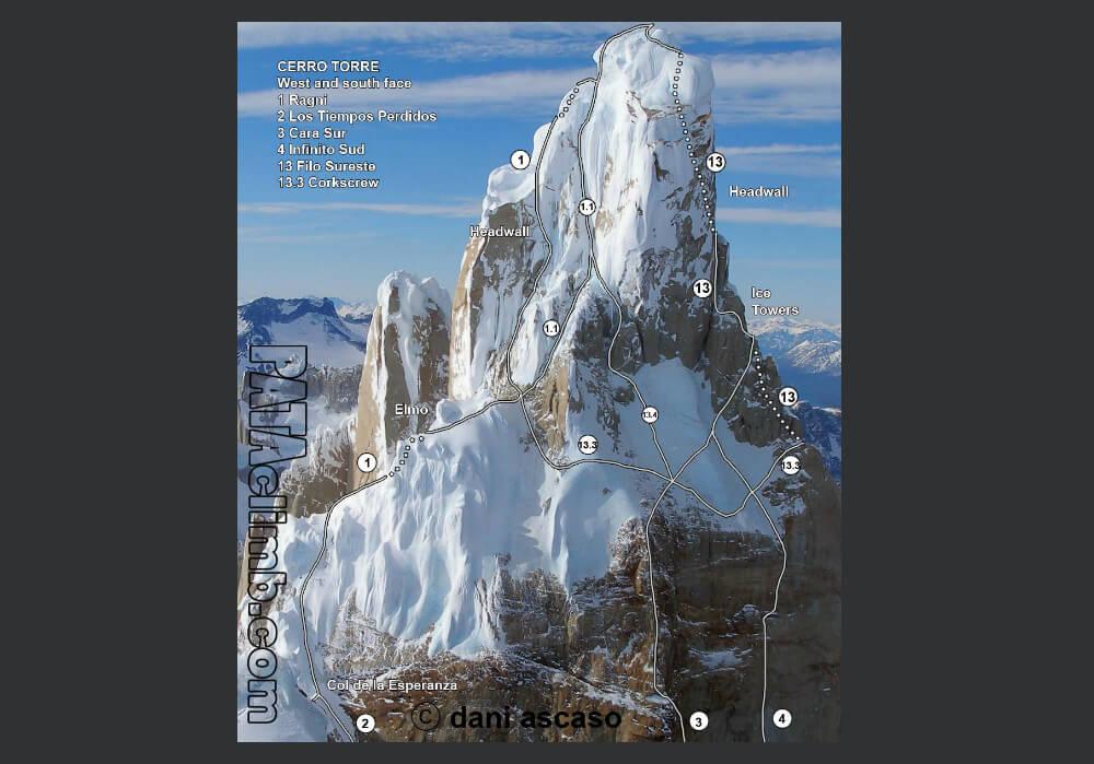 Góra Cerro Torre