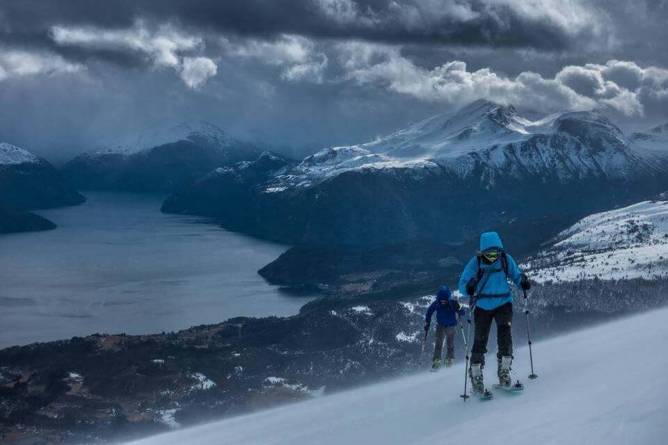 Góry i woda. Sail and ski - recepta na niezapomniane wakacje (fot. Maciej Sokołowski)