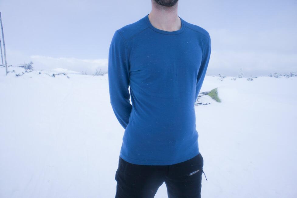 bluza Icebreaker Oasis Bodyfit