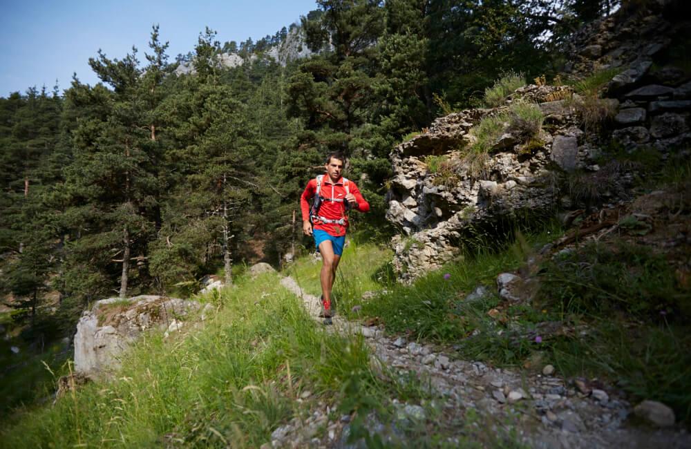 Biegi ultra - zmęczenie mocno daje się we znaki, ale każdemu zależy na ukończeniu biegu (fot. Berghaus)