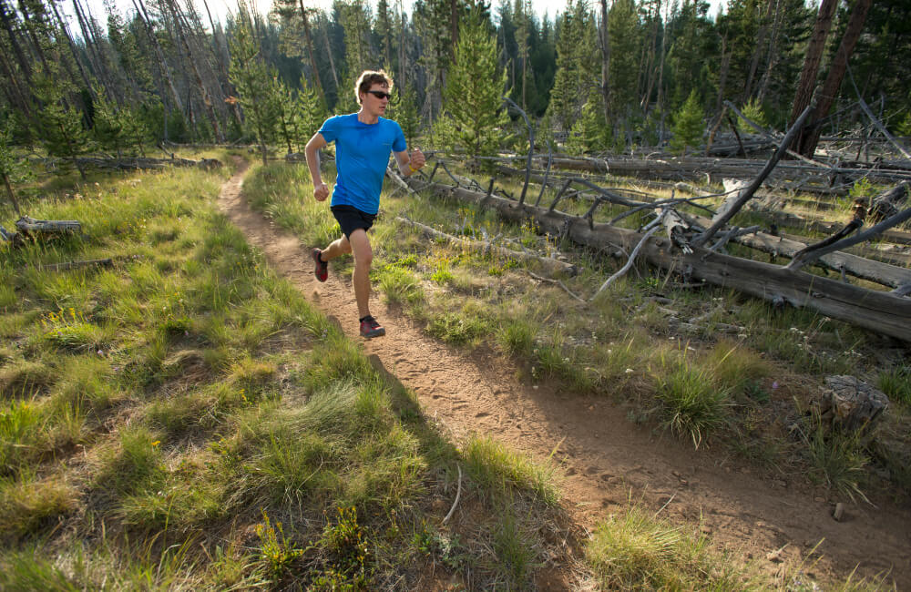 Biegi ultra - trening czyni mistrza (fot. Columbia)