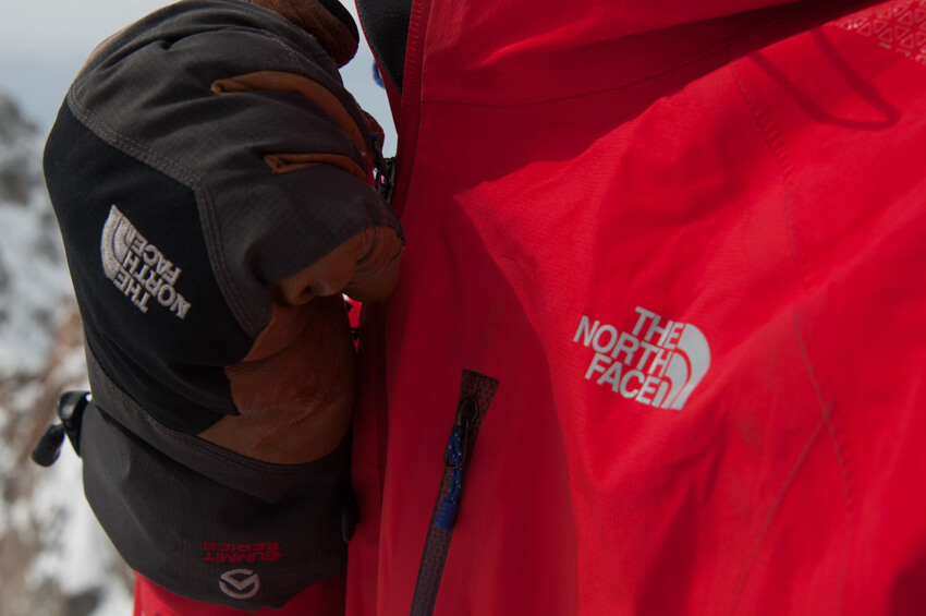 Rękawiczki z membraną GORE-TEX ® Summit Series The North Face