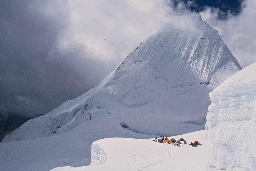 Przed założeniem kolejnego obozu na większej wysokości zadbaj o prawidłową aklimatyzację (for. Jarek Botor)