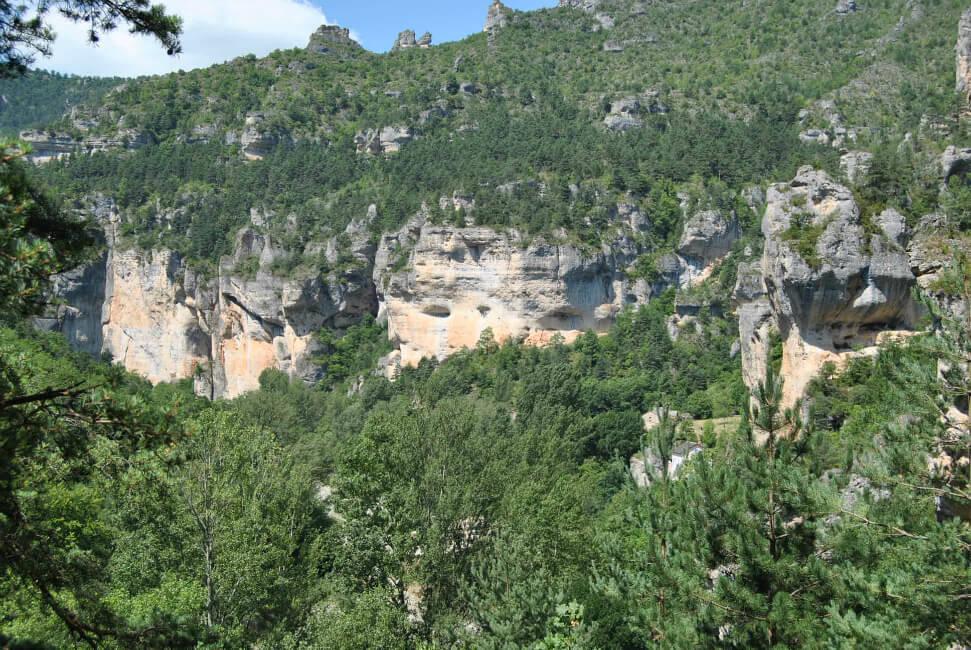 Gorges du Tarn w całej okazałości