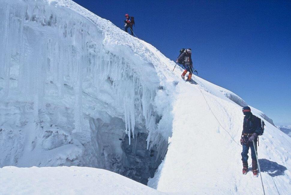 Jeśli odczuwasz znaczne pogorszenie samopoczucia i pierwsze objawy choroby górskiej, natychmiast zejdź na niższą wysokość (fot. Jarek Botor)