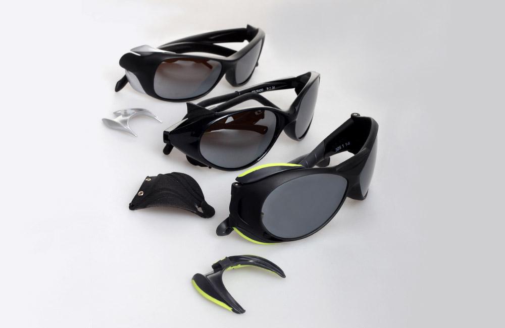 Okulary przeciwsłoneczne lodowcowe Arctica S 193 Pro