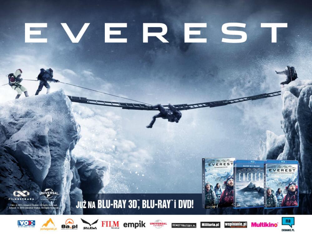 Film Everest - warto zobaczyć i wyrobić sobie własną opinię