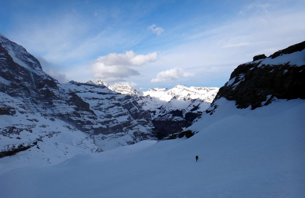 W drodze na szczyt (fot. autor)