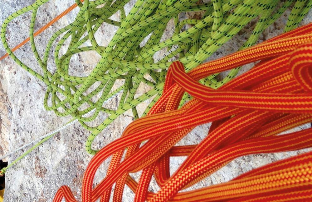 Lina wspinaczkowa (fot. Climbing Technology)