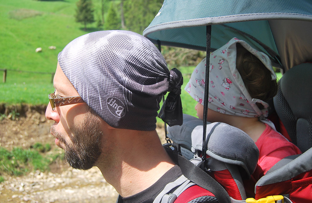 a6fe2340f8fb4 Nosidełko turystyczne Deuter Kid Comfort II - test i opinie