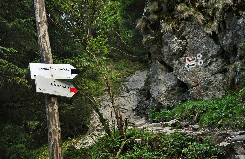 Tatrzańskie jaskinie