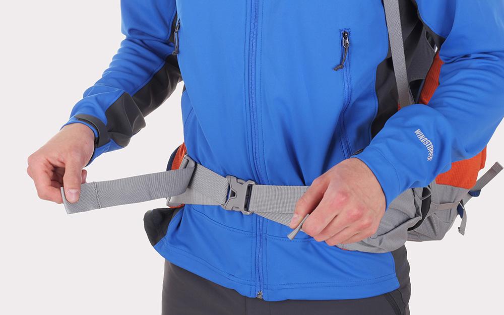 jak dopasować plecak trekkingowy