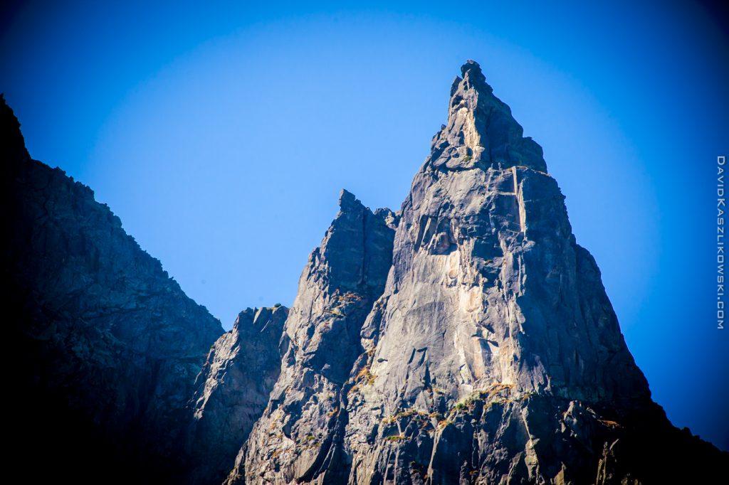 Mnich - szczyt