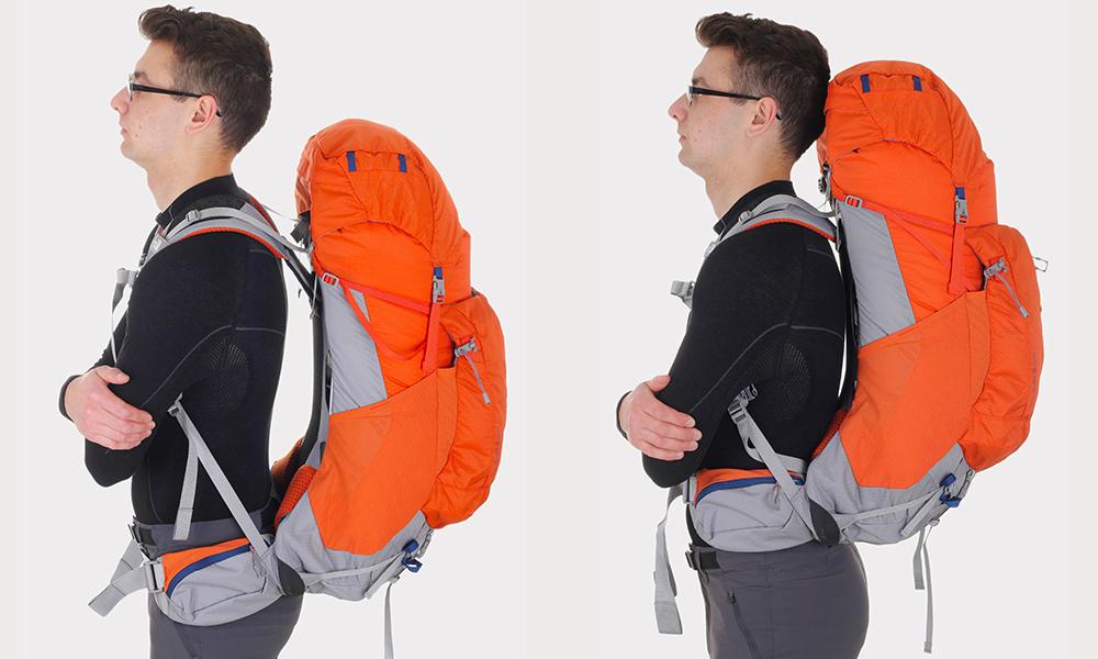 jak dopasować plecak