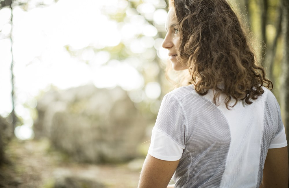 koszulka termoaktywna w góry marki Salomon