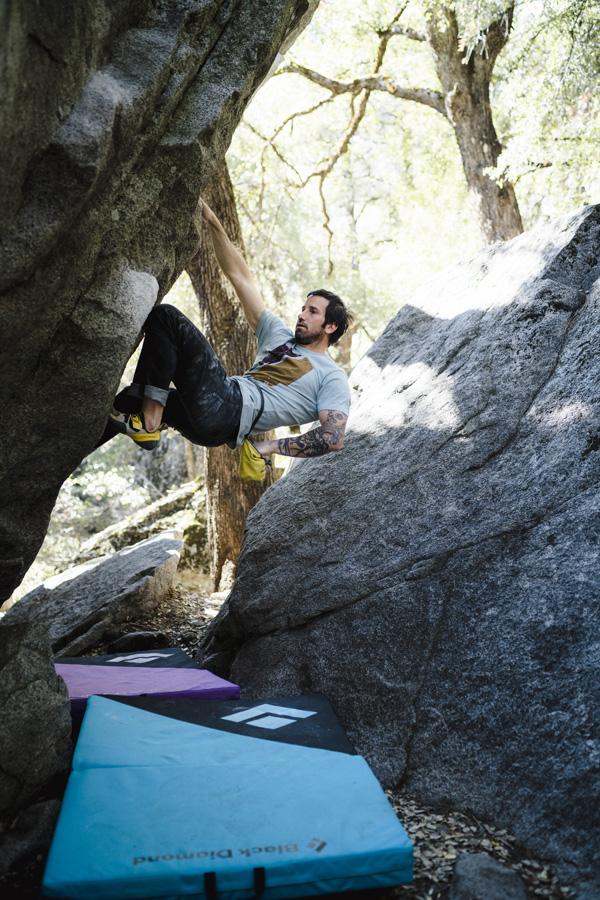 jak zacząć bouldering?