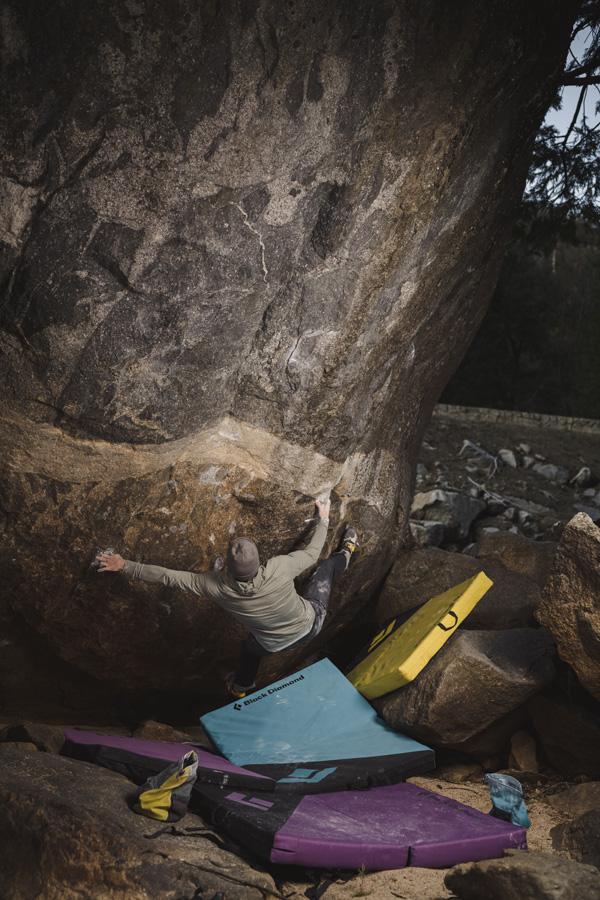 bouldering - wspinaczka