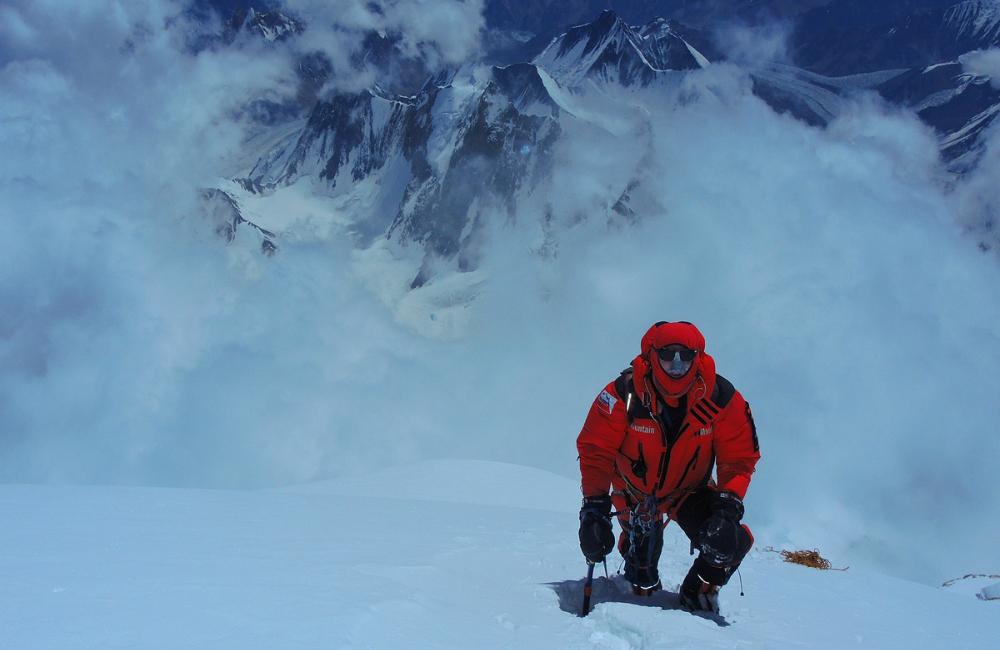Zanim przystąpimy do ataku szczytowego zadbajmy o prawidłową aklimatyzację (fot. autor, zdjęcie zrobione podczas wyprawy na K2)