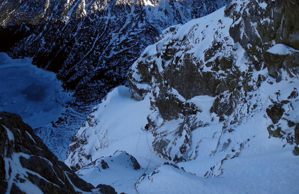 Drogi wspinaczkowe w Tatrach
