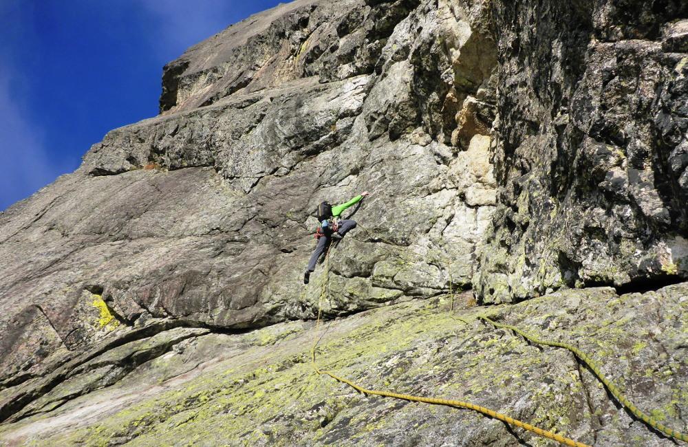 Gdzie się wspinać w Tatrach?