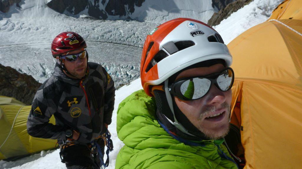 letnia wyprawa na K2 (fot. Jarosław Botor)