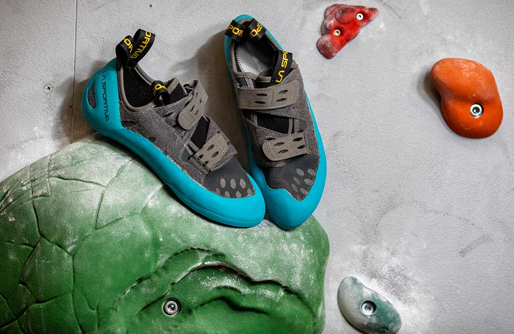 Buty wspinaczkowe La Sportiva GeckoGym