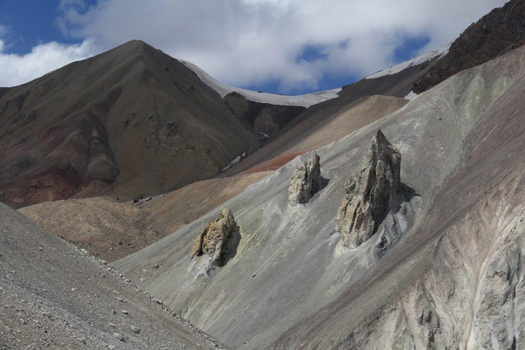 Góry Pamiru (fot. autorka)