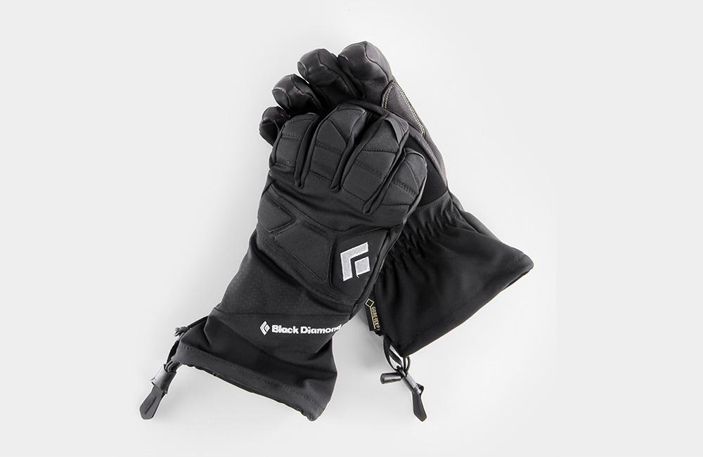 Ciepłe rękawice na największe mrozy - Black Diamond Enforcer