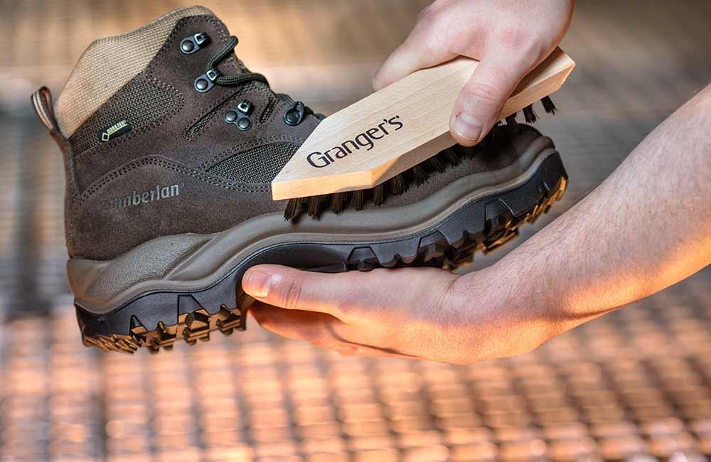 Czyszczenie butów trekkingowych