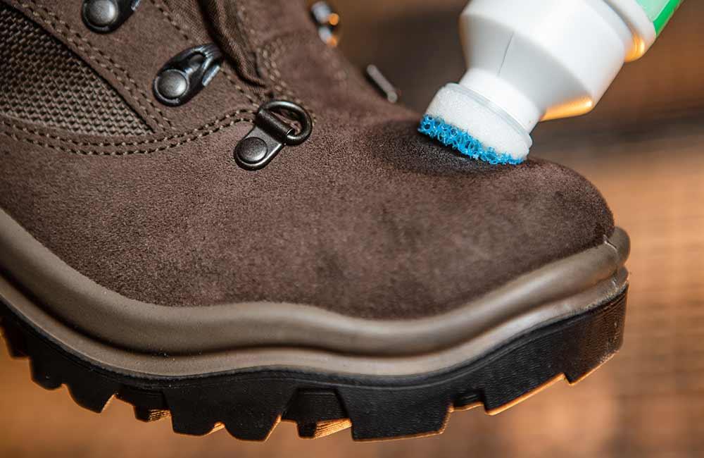 środki do impregnacji butów