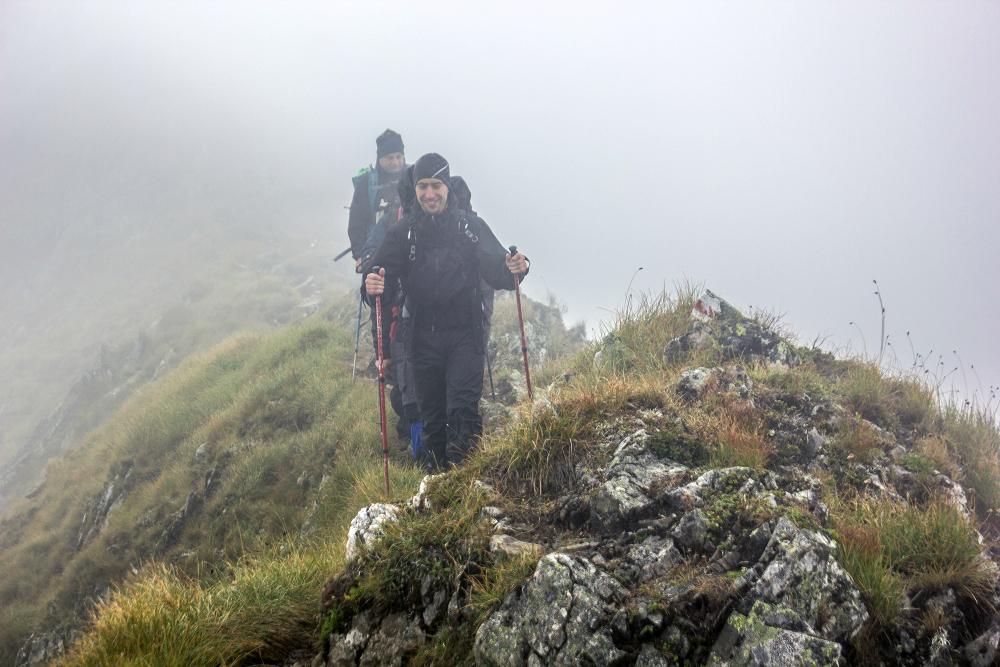 Łuk Karpat - Góry Fogaraskie fot. Łukasz Supergan