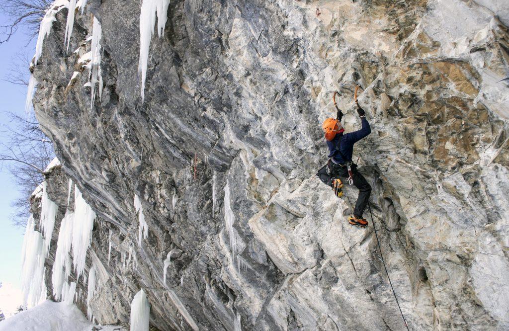 Wspinaczka w Szwajcarii