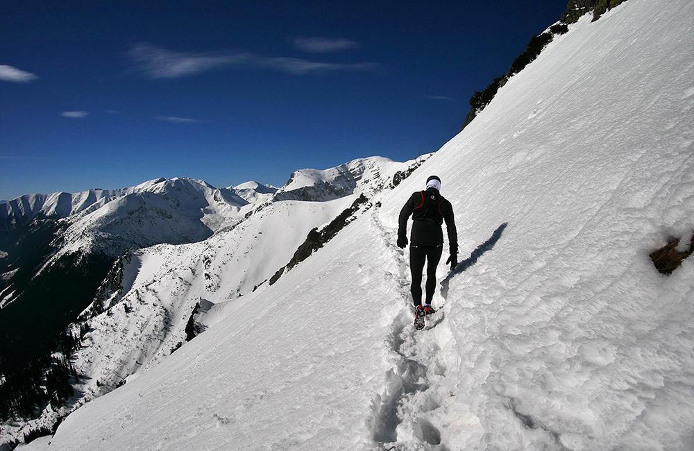 Jak biegaa zima