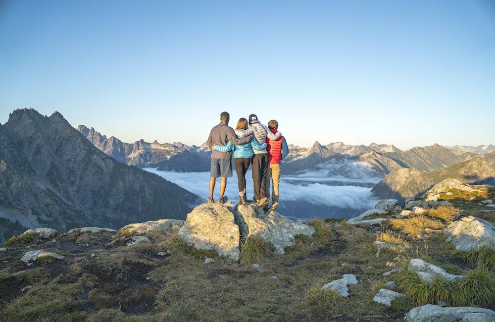 Jak schudnąć chodząc po górach