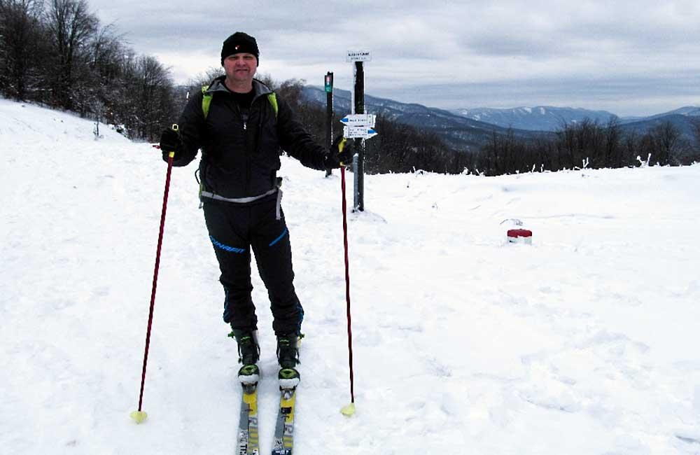 Bieszczady na nartach