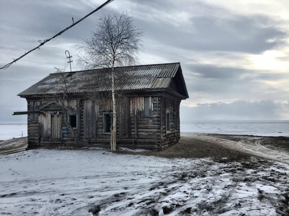 Skitury nad Bajkałem